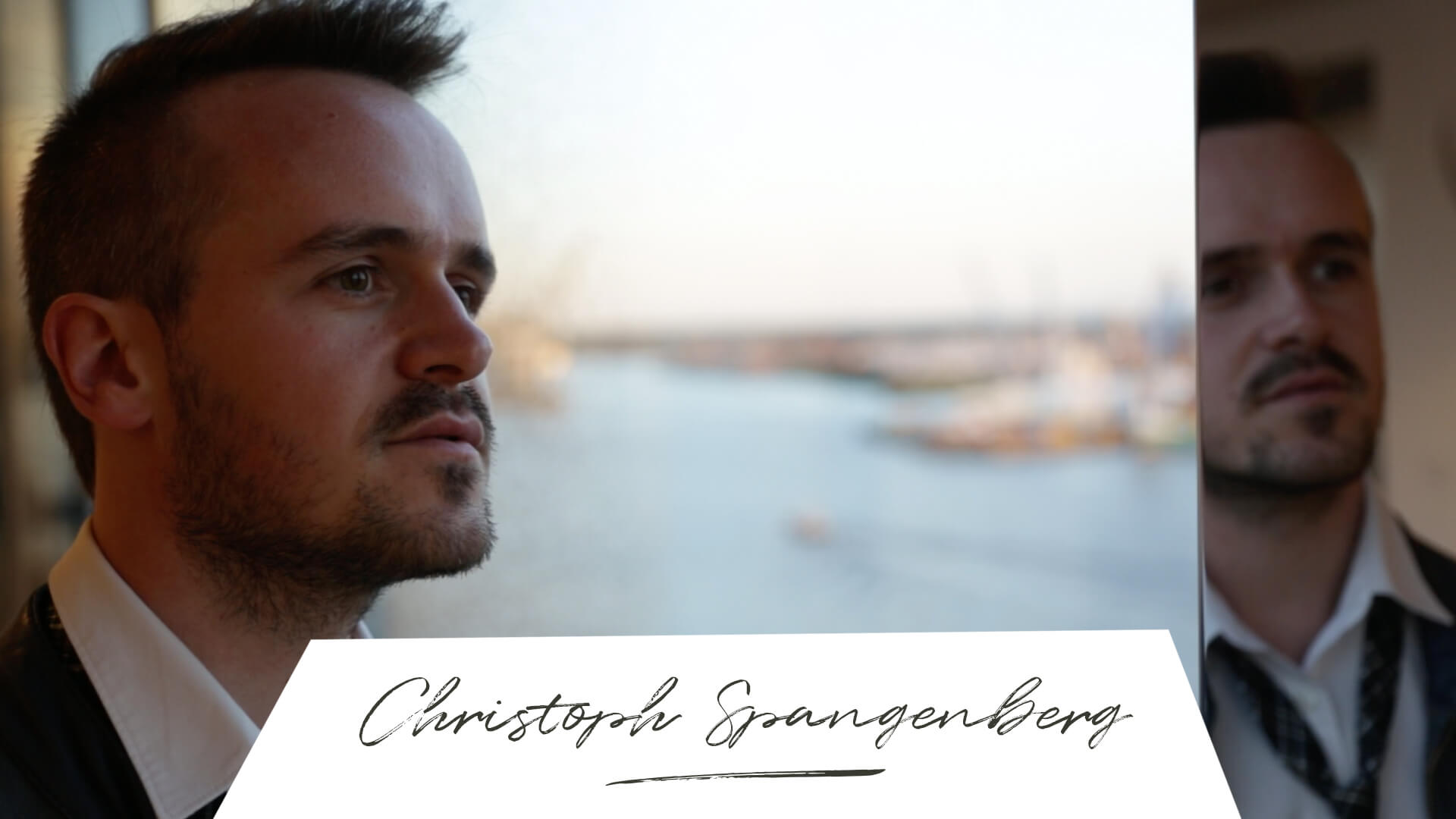 Where is now? Christoph Spangenberg Wegbegleiter