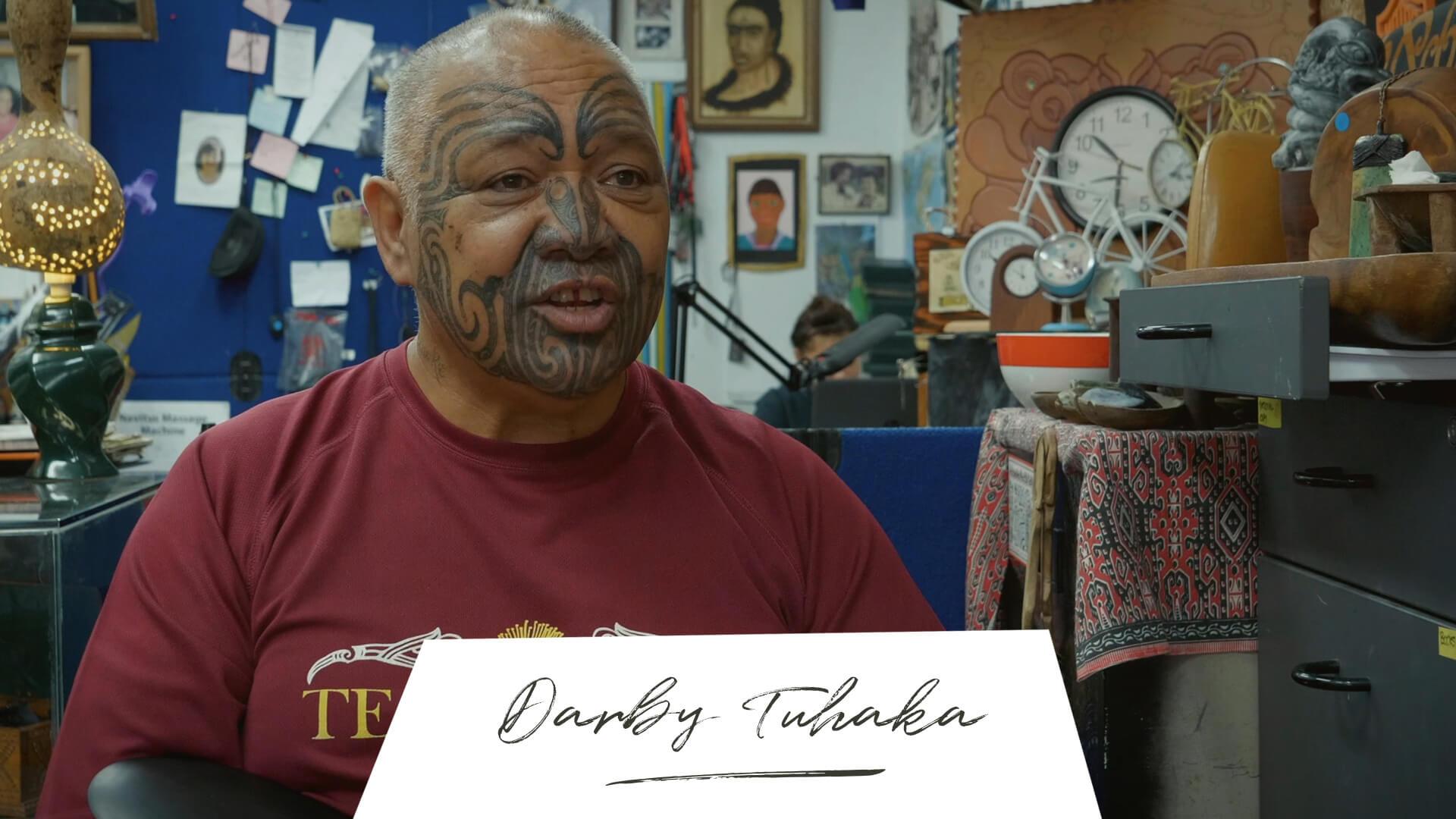 Where is now? Darby Tuhaka Wegbegleiter