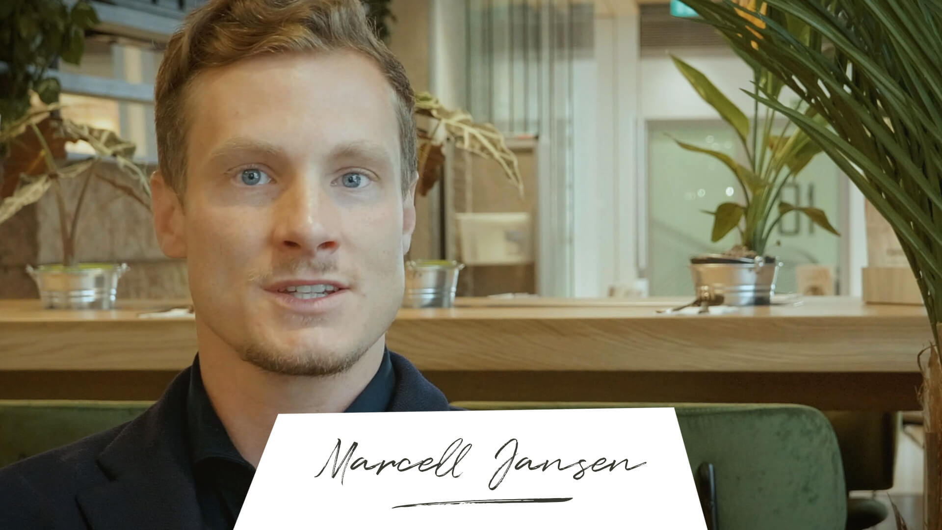 Where is now? Marcel Jansen Wegbegleiter