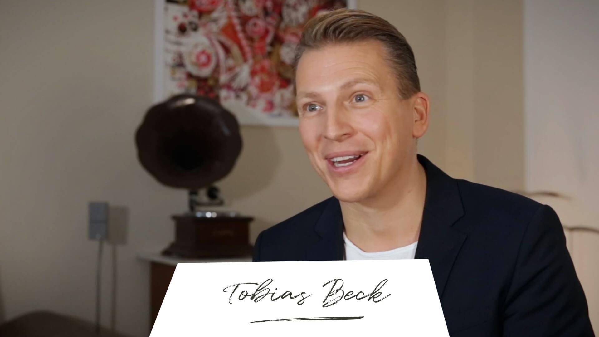 Where is now? Tobias Beck Wegbegleiter